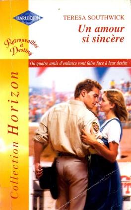 Couverture du livre : Un amour si sincère