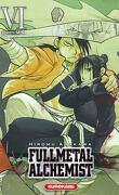 Fullmetal Alchemist - Edition reliée, Tome 6