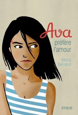 Couverture du livre : Ava préfère l'amour