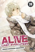 Alive Last Evolution, Tome 20