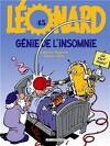 Léonard, tome 45 : Génie de l'insomnie