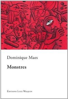 Couverture du livre : Monstres