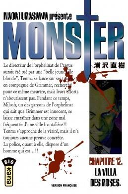 Couverture du livre : Monster, tome 12 : La Villa des roses