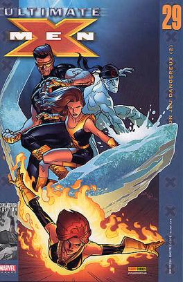 Couverture du livre : Ultimate X-Men T29 - Un jeu dangereux (2)