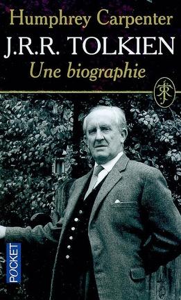 Couverture du livre : J.R.R. Tolkien - Une biographie