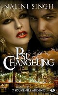 Psi-Changeling, Tome 7 : Souvenirs ardents