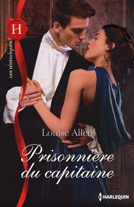 Couverture du livre : Danger & Desire, Tome 2 : Prisonnière du capitaine