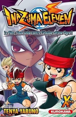 Couverture du livre : Inazuma Eleven X-Tra