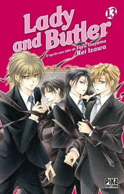Couverture de Lady and Butler, tome 13