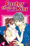 couverture Faster than a kiss, Tome 4