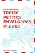 Treize petites enveloppes bleues
