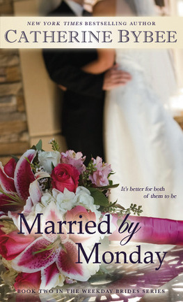 Couverture du livre : The Weekday Brides, Tome 2 : Married by Monday