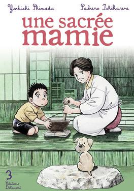 Couverture du livre : Une sacrée mamie, Tome 3