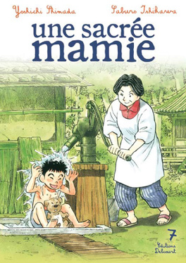 Couverture du livre : Une sacrée mamie, Tome 7