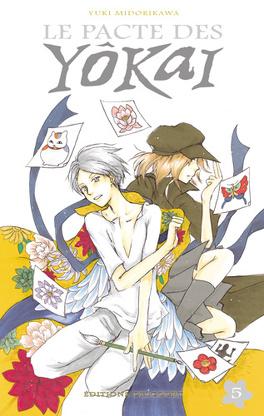 Couverture du livre : Le pacte des Yôkai, tome 5