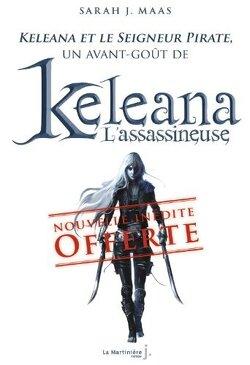Couverture de Keleana, Tome 0,1 : Keleana et le Seigneur Pirate