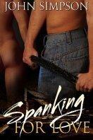 Couverture du livre : Spanking for Love