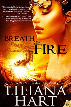 Couverture de Rena Drake, Tome 1 : Breath of Fire