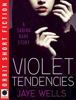 Couverture du livre : Une Aventure de Sabina Kane, Tome 2.5 : Violet Tendencies