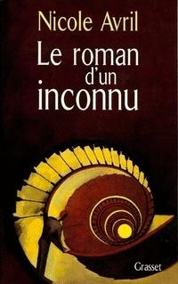 Couverture du livre : Le roman d'un inconnu