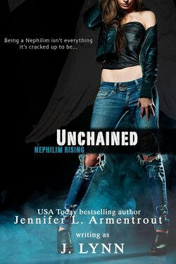 Couverture de Nephilim Rising, Tome 1 : Unchained