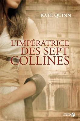 Couverture du livre : L'Impératrice des Sept Collines