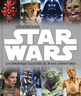 Couverture du livre : Générations Star Wars