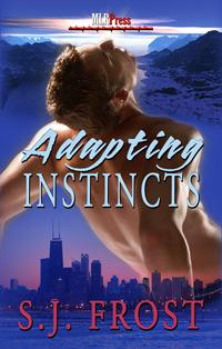 Couverture du livre : Instincts, Tome 4 : Adapting Instincts