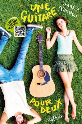 Couverture du livre : Une guitare pour deux