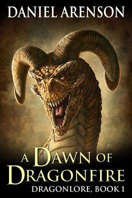 Couverture du livre : Dragonlore, Tome 1 : A Dawn of Dragonfire
