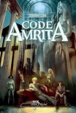 Couverture du livre : Code Amrita