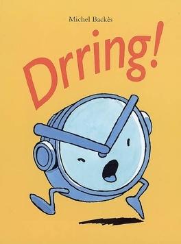 Couverture du livre : Drring !