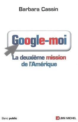 Couverture du livre : Google-moi : la deuxième mission de l'Amérique