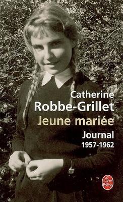 Couverture de Jeune mariée : journal, 1957-1962