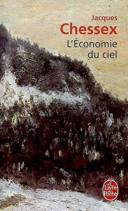 Couverture du livre : L'économie du ciel