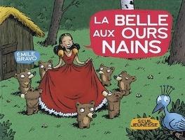 Couverture du livre : La belle aux ours nains