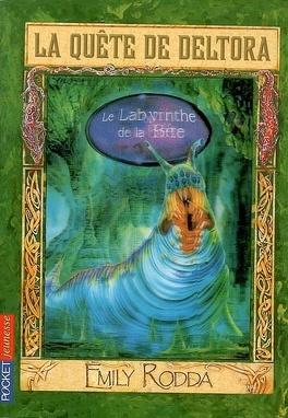 Couverture du livre : La quête de Deltora : Volume 6, Le labyrinthe de la bête