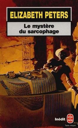 Couverture du livre : Le Mystère du sarcophage