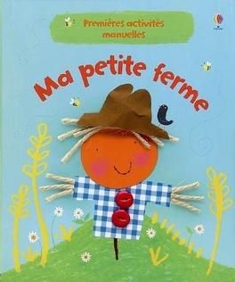 Couverture du livre : Ma petite ferme