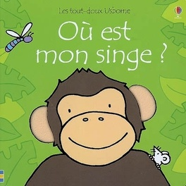 Couverture du livre : Où est mon singe ?
