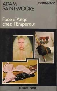Couverture du livre : Face d'Ange chez l'empereur