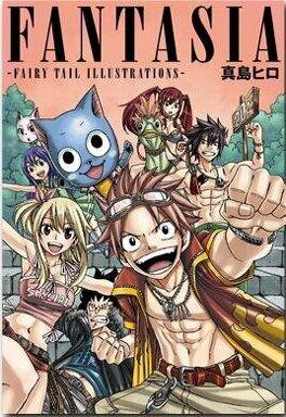 Couverture du livre : Fairy Tail : Fantasia