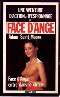 Couverture du livre : Face d'Ange entre dans le cirque