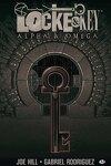 couverture Locke & Key, Tome 6 : Alpha & Omega