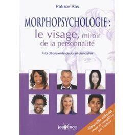 Couverture du livre : Morphopsychologie : le visage, miroir de la personnalité