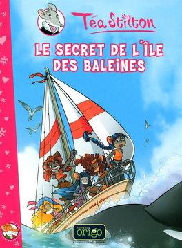 Couverture du livre : Le Secret de l'Ile des baleines #01