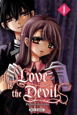 Couverture de Love is the Devil, tome 1