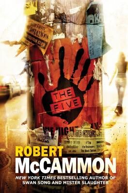 Couverture du livre : The Five