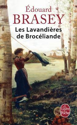 Couverture du livre : Les lavandières de Brocéliande