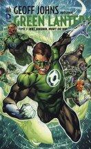 Geoff Johns présente Green Lantern, tome 3 : Hal Jordan, mort ou vif